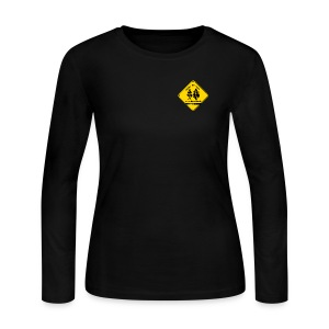 around the world - Longsleeve LADIES - Women's Long Sleeve Jersey T-Shirt
