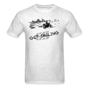 get smiling / Shirt UNISEX - Men's T-Shirt