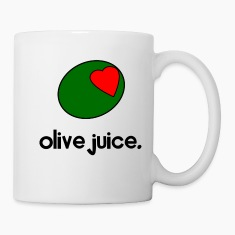 Olive Juice Bottles & Mugs
