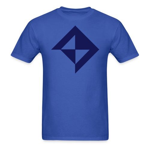 Men's T-Shirt - Vault graphic design on men's shirt. Zoned Apparel offers the most unique illustration design apparel on the web.
