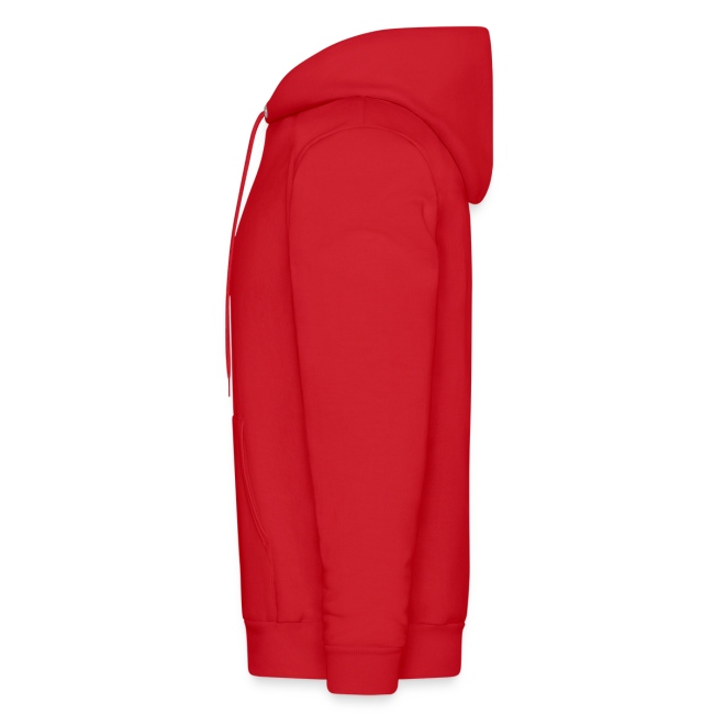 Red Powered By Fly Halo Hoodie