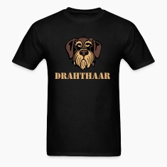 drahthaar_face_3c T-Shirts