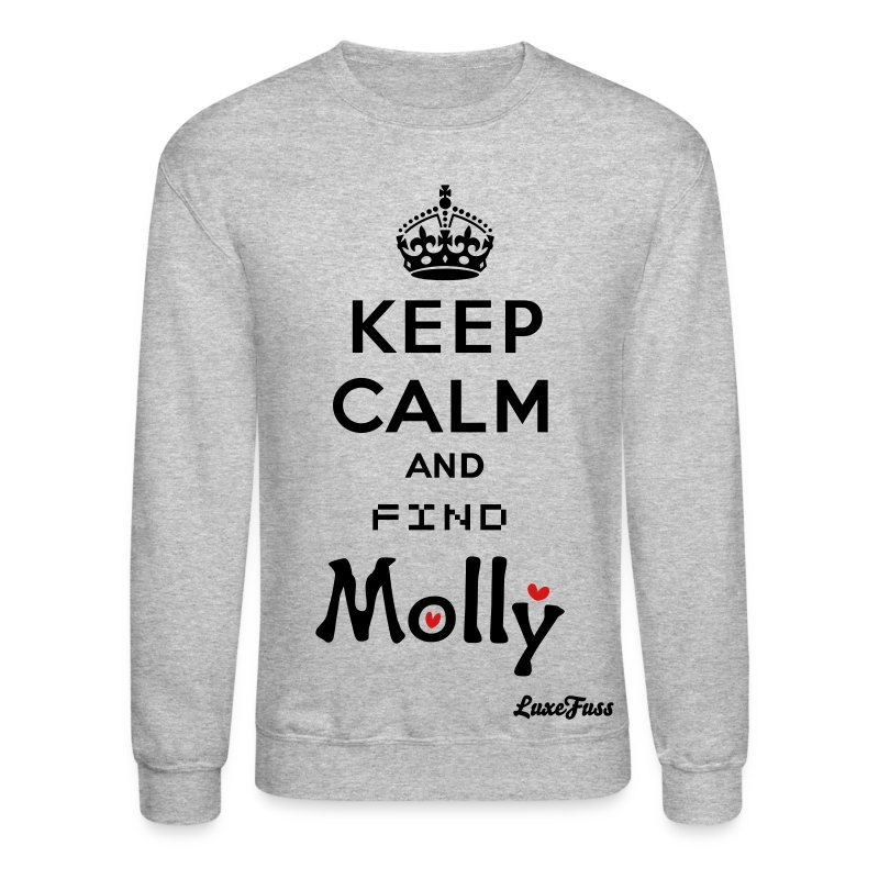 Find Molly - Crewneck Sweatshirt