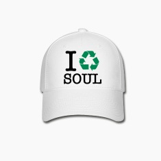 I Recycle Soul Caps