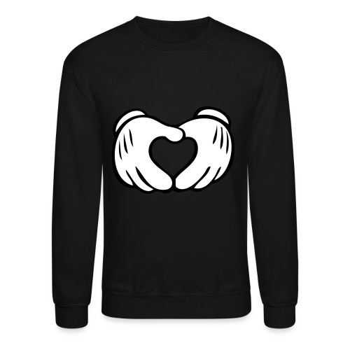 Mickey Mouse Hands - Crewneck Sweatshirt