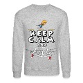 keep calm and lace up Long Sleeve Shirts