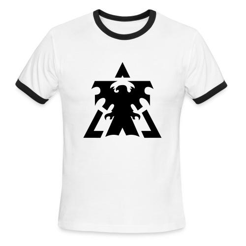 Terran StarCraft Ringer Tee - Men's Ringer T-Shirt