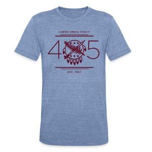 405 - Unisex Tri-Blend T-Shirt by American Apparel