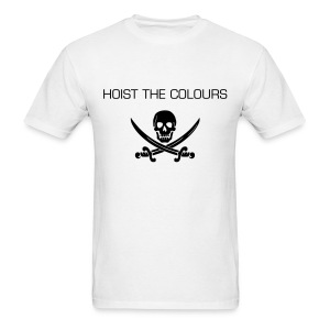 Hoist the Colours - Men's T-Shirt