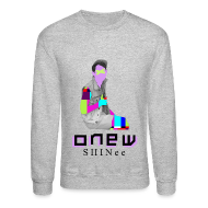 Long Sleeve Shirts ~ Crewneck Sweatshirt ~ SHINEE- Onew Dream Girl
