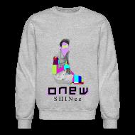 Long Sleeve Shirts ~ Crewneck Sweatshirt ~ SHINEE- Onew Dream Girl