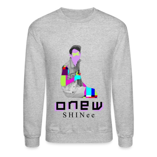 SHINEE- Onew Dream Girl - Crewneck Sweatshirt