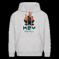 Hoodies ~ Men's Hoodie ~ SHINEE- Key Dream Girl