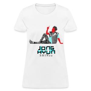 SHINEE- Jonghun Dream Girl - Women's T-Shirt
