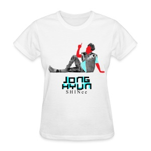 SHINEE- Jonghun Dream Girl - Women's T-Shirt