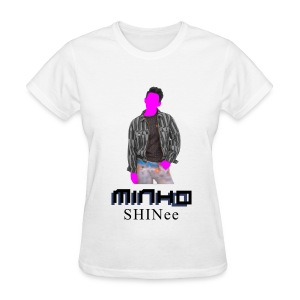 SHINEE- Minho Dream Girl - Women's T-Shirt