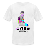 T-Shirts ~ Men's T-Shirt by American Apparel ~ SHINEE- Onew Dream Girl