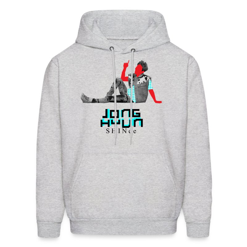 SHINEE- Jonghun Dream Girl - Men's Hoodie