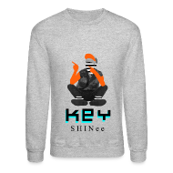 Long Sleeve Shirts ~ Crewneck Sweatshirt ~ SHINEE- Key Dream Girl