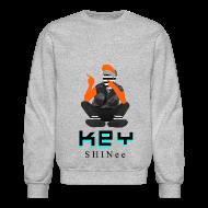 Long Sleeve Shirts ~ Crewneck Sweatshirt ~ SHINEE- Key Dream Girl