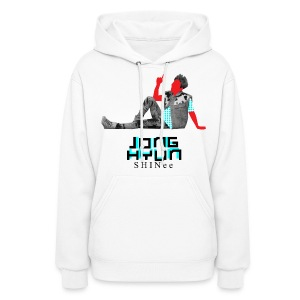 SHINEE- Jonghun Dream Girl - Women's Hoodie