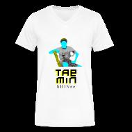 T-Shirts ~ Men's V-Neck T-Shirt by Canvas ~ SHINEE- Taemin Dream Girl