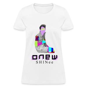 SHINEE- Onew Dream Girl - Women's T-Shirt