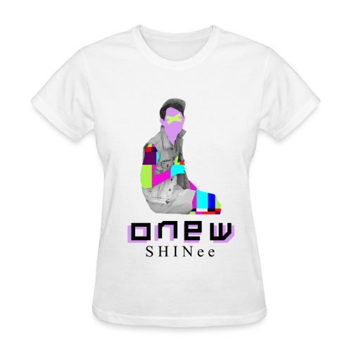 SHINEE- Onew Dream Girl - Women's T-Shirt