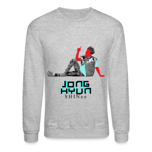 SHINEE- Jonghun Dream Girl - Crewneck Sweatshirt