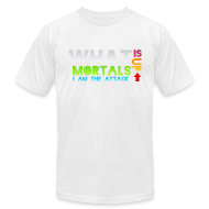 T-Shirts ~ Men's T-Shirt by American Apparel ~ What is up mortals?