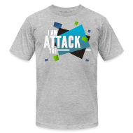 T-Shirts ~ Men's T-Shirt by American Apparel ~ Logo