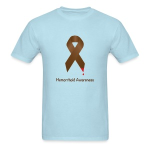 Hemorrhoid Awareness - Men's T-Shirt
