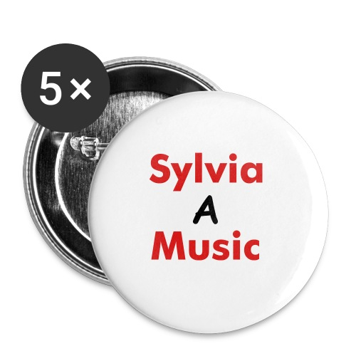 Sylvia Armstrong Small Pins - Small Buttons