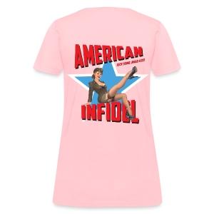 Pin Up - Women's T-Shirt