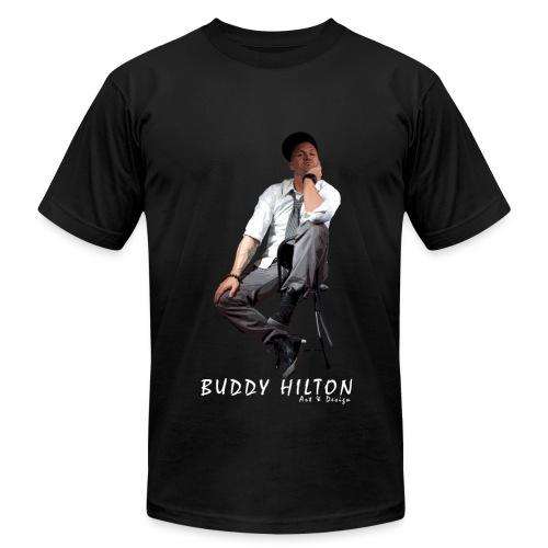 Buddy Hilton Art & Design - Men's Fine Jersey T-Shirt