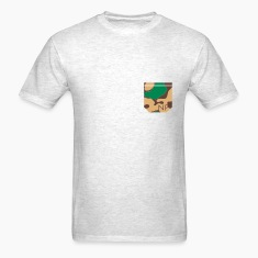 No Pocket - Dope Pocket Camo T-Shirts