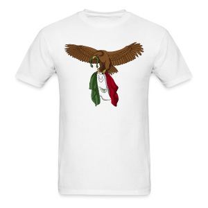 Viva Mexico (Mexico Lives) - Men's T-Shirt