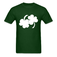 T-Shirts ~ Men's T-Shirt ~ 69ing Shamrocks (green)