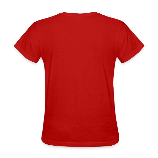 Ladies T Front FlagHD