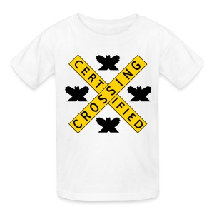 CF crossing - Kids' T-Shirt