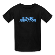 Kids' Shirts ~ Kids' T-Shirt ~ Element Animation - Kids shirt
