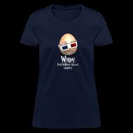 Women's T-Shirts ~ Women's T-Shirt ~ Jason's a Moron - 3D Glasses - Womens