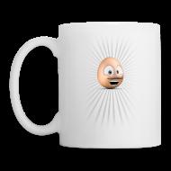 Mugs & Drinkware ~ Coffee/Tea Mug ~ Moustashce Guy Mug