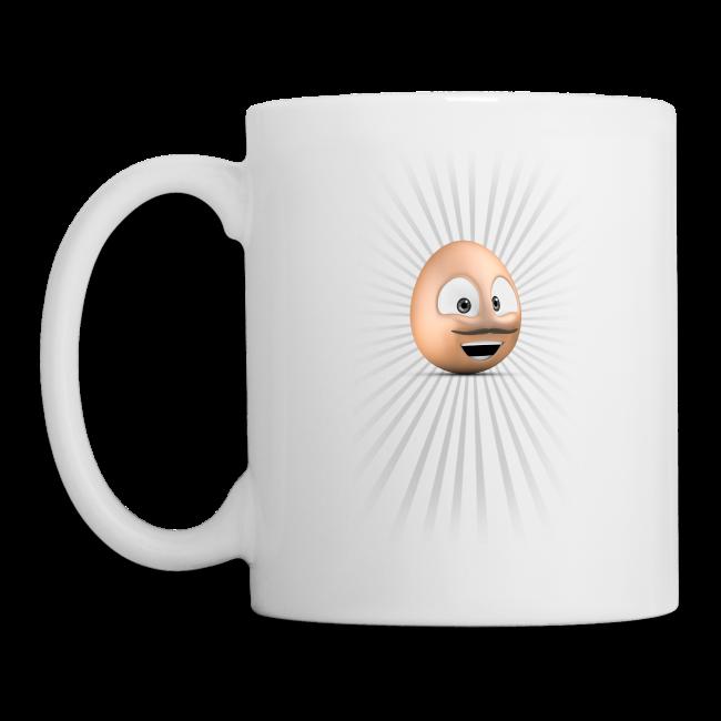 Moustashce Guy Mug