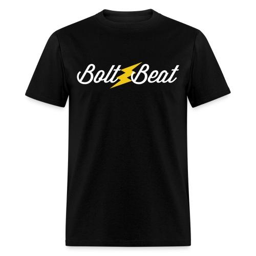 Bolt Beat - mens tee - Men's T-Shirt