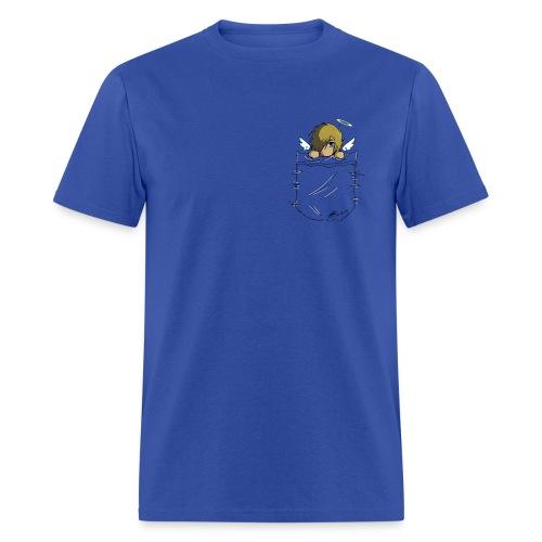 Pocket Angel - Men's T-Shirt