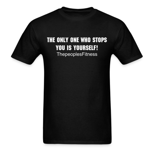 Mens - the only one - Men's T-Shirt