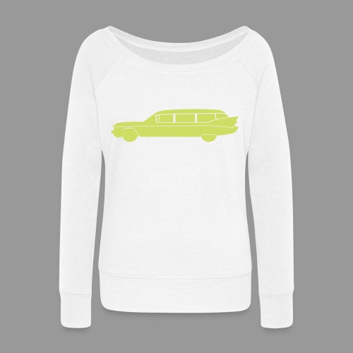 Hearse - Women's Wideneck Sweatshirt