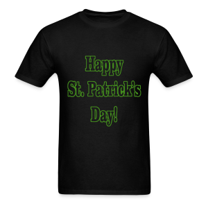 Happy St. Patricks Day - Men's T-Shirt