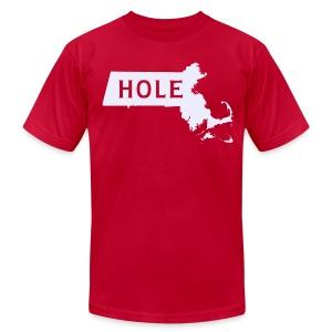 Hole - Men's Fine Jersey T-Shirt